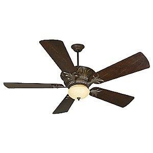 Pavilion Outdoor Ceiling Fan by Craftmade