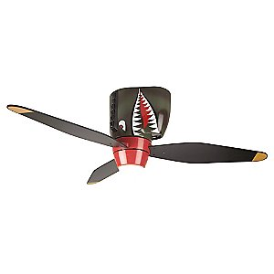Tiger Shark Kids Fan by Craftmade