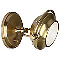 Iris Wall Sconce by Robert Abbey