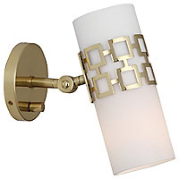 Parker Adjustable Wall Sconce by Jonathan Adler
