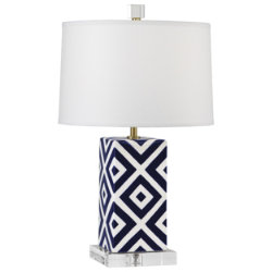 Santorini Table Lamp by Mary McDonald