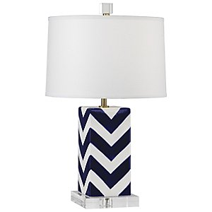 Santorini Wave Table Lamp by Mary McDonald