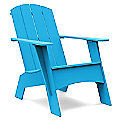 Adirondack 4 Slat Tall Chair by Loll Designs