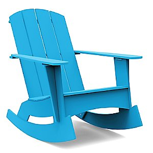Adirondack 4 Slat Rocker by Loll Designs