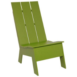 Picket High Back Chair by Loll Designs