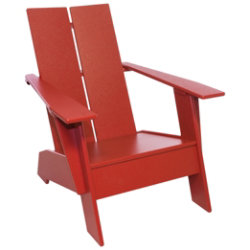 Kids Adirondack Chair by Loll Designs