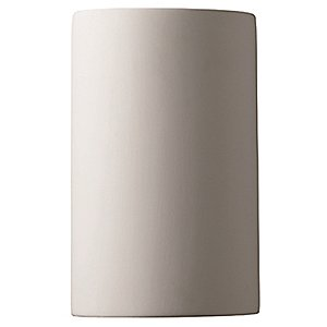 Cylinder Wall Sconce by Justice Design
