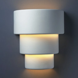 Terrace Wall Sconce by Justice Design