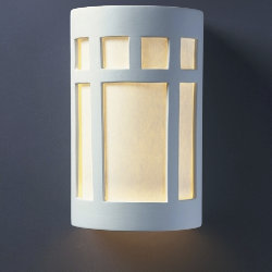 Prairie Window ADA Outdoor Wall Sconce by Justice Design