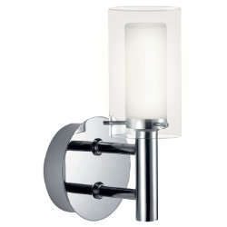 Palermo Single Wall Sconce by Eglo