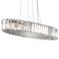 Crystal Skye Suspension by Kichler