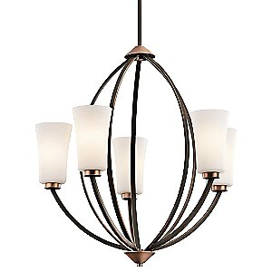 Edgecomb Chandelier by Kichler