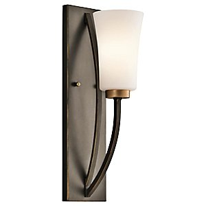 Edgecomb Wall Sconce by Kichler
