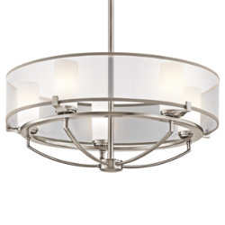 Saldana Chandelier by Kichler