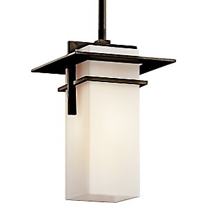 Caterham Outdoor Mini Pendant by Kichler