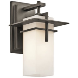 Caterham Outdoor Wall Sconce by Kichler
