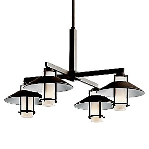 Tavistock Outdoor Chandelier by Kichler