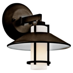 Tavistock Outdoor Wall Sconce by Kichler