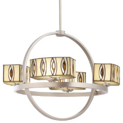Pluto Chandelier by Kichler