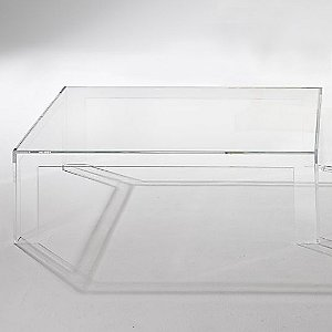 Invisible Coffee Table by Kartell