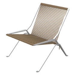PK25 Lounge Chair by Fritz Hansen