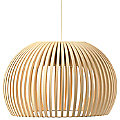 Atto Pendant 5000 by Secto Design