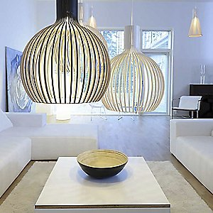 Octo Pendant 4240 by Secto Design
