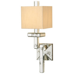 Eclipse Wall Sconce by Currey and Company