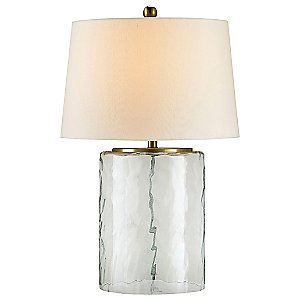 Oscar Table Lamp by Currey and Company