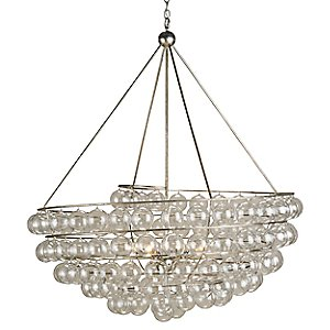 Stratosphere Chandelier by Currey and Company