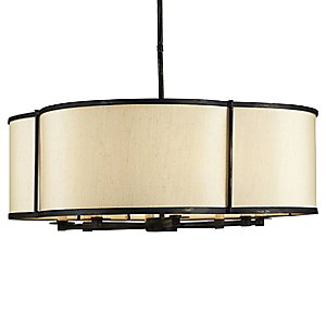 Linley Pendant by Currey and Company