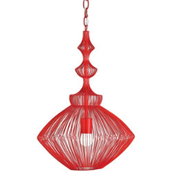Parker Pendant by Currey and Company