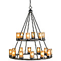 Darden Chandelier by Currey and Company