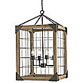 Eufaula Lantern by Currey and Company