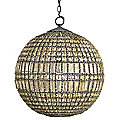 Portico Pendant by Currey and Company