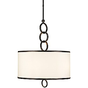 Brownlow Pendant by Currey and Company