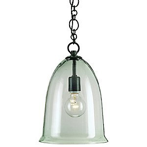 Harper Pendant by Currey and Company
