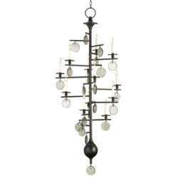Sethos Chandelier by Currey and Company