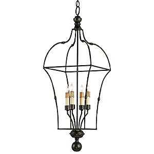 Bardwell Lantern by Currey and Company