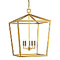Denison Lantern by Currey and Company