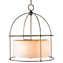 Benson Lantern by Currey and Company