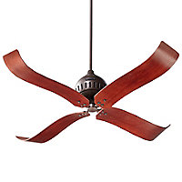 Jubilee Ceiling Fan by Quorum