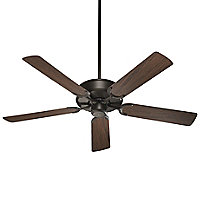 Allure All-Weather Patio Ceiling Fan by Quorum