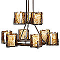 Aris 2-Tier Chandelier by Murray Feiss
