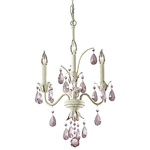 Charlene Chandelier by Murray Feiss