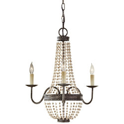 Charlotte Chandelier by Murray Feiss