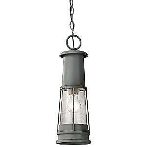 Chelsea Harbor Outdoor Pendant by Murray Feiss
