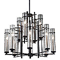 Ethan F2630/8 Chandelier by Murray Feiss