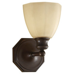 Nella Wall Sconce by Murray Feiss