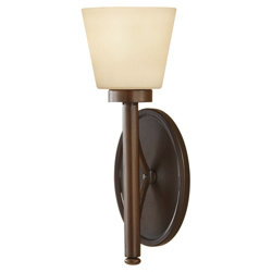 Nolan 1571 Wall Sconce by Murray Feiss